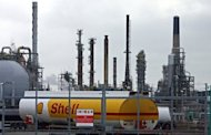 "Energy giant Royal Dutch Shell says adjusted net profits jumped nearly 16% in the first quarter of this year, boosted by ""strong"" oil prices and rising output"