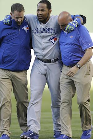 Blue Jays put Encarnacion on 15-day disabled list