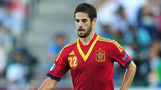 Real Madrid have won the race to sign Malaga playmaker Isco