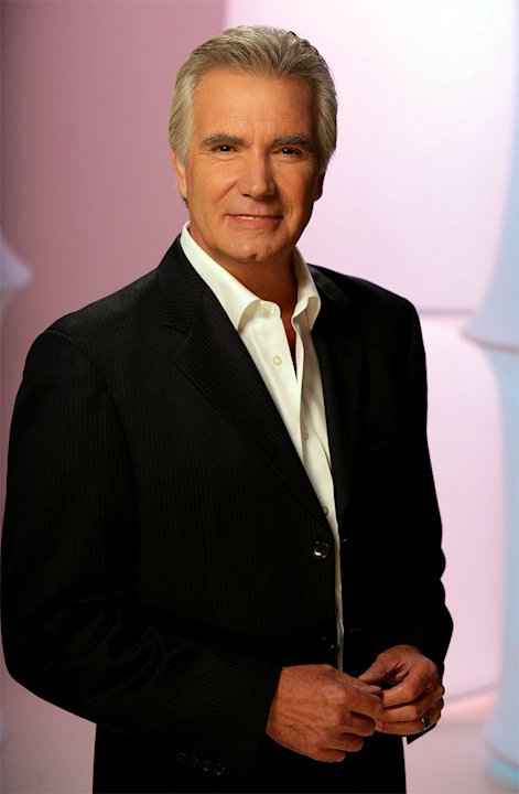 John McCook stars as Eric Forrester in The Bold and the Beautiful on CBS.