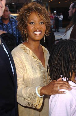 Premiere: Alfre Woodard at the LA premiere of 20th Century Fox's Star Wars: Episode III - Revenge of the Sith - 5/12/2005