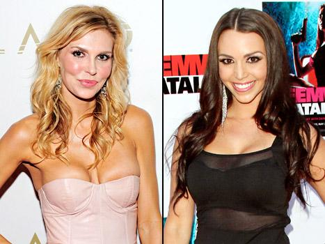 "Brandi Glanville Confronts Ex-Husband Eddie Cibrian's Mistress Scheana Marie: ""I Had So Much Anxiety"" About Meeting Her"