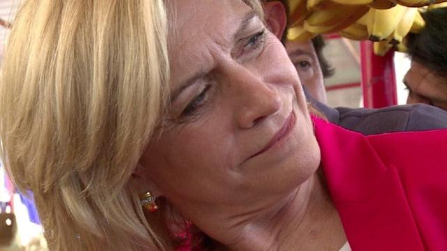 Chile, la candidata Evelyn Matthei