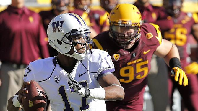 After passing of James, Huskies host California