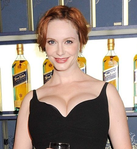 Christina Hendricks (Getty Images)