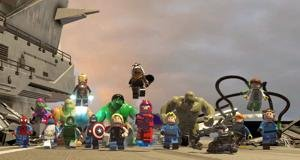 marvel lego super heroes game