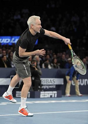 McEnroe's son charged with drug possession