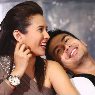 Karylle and Christian Bautista (NPPA Images)