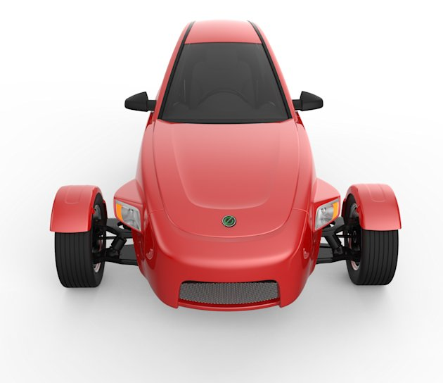 The Elio trike | Elio: Low-cost car that offers 35.7 kmpl - Yahoo