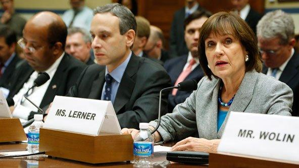 """GOP Finds a Lois Lerner Email: """"Crazies"""" Will Take America Down"""