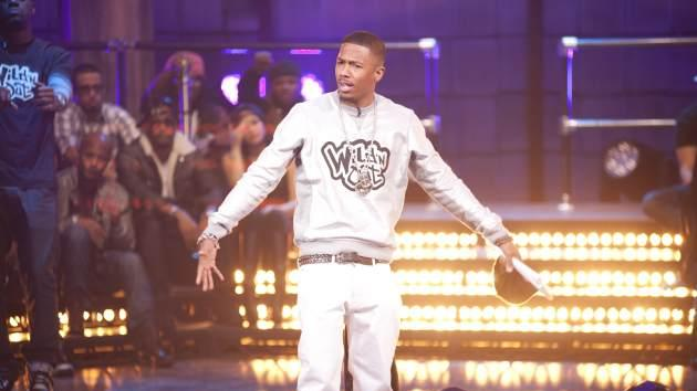 Nick Cannon on 'Nick Cannon Presents: Wild 'N Out' -- MTV