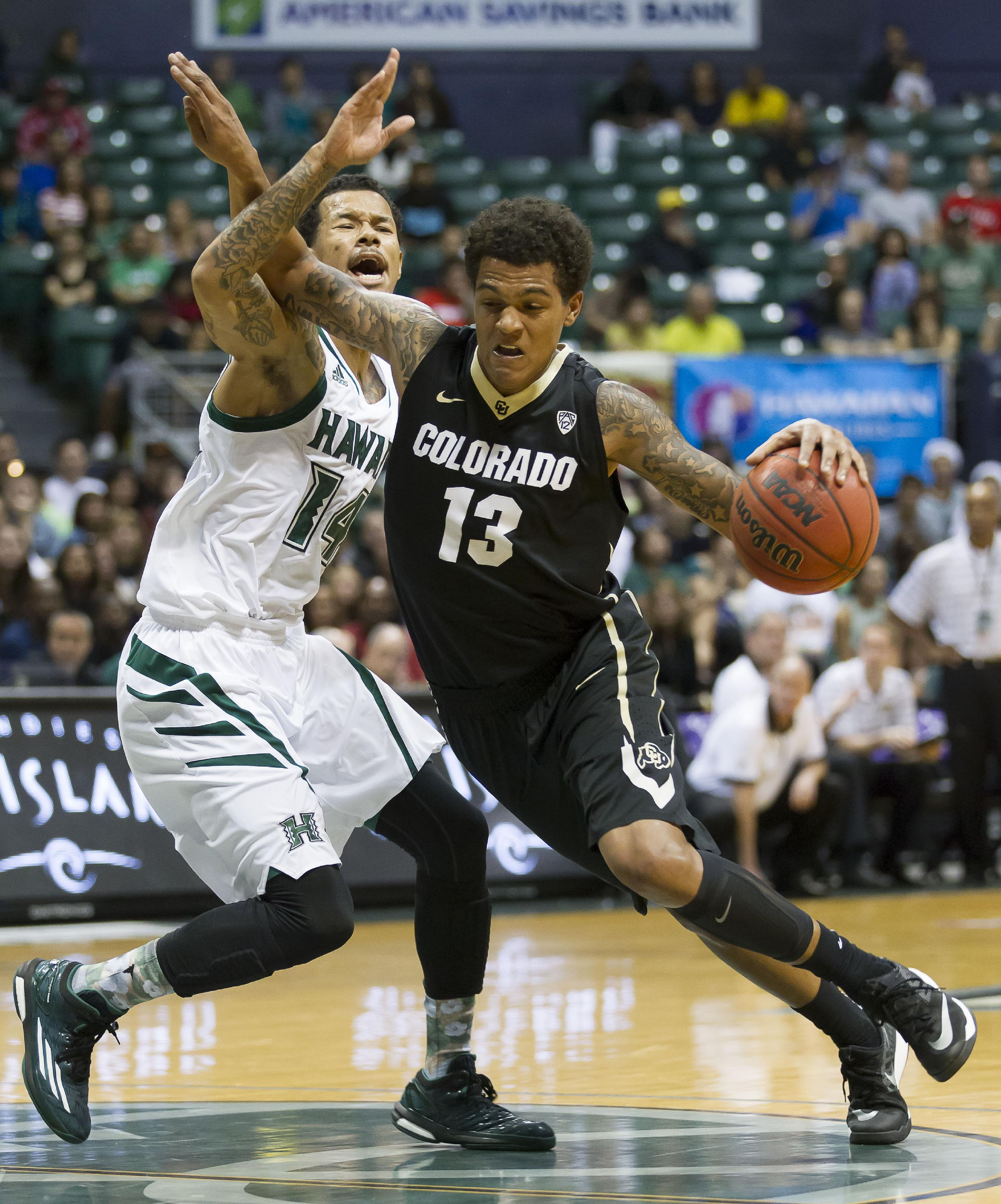 Hawaii rallies to beat Colorado for 3rd place