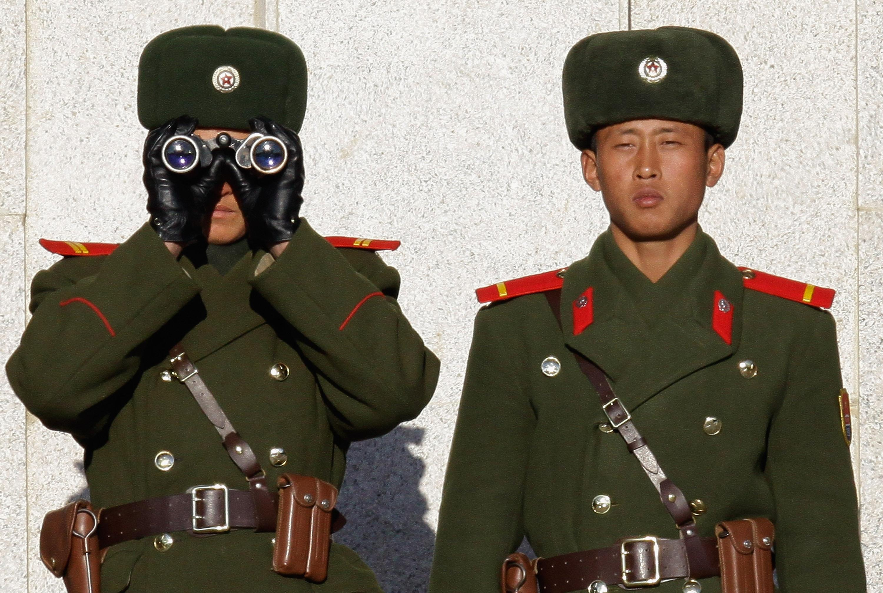 North Korea's Political Defections On The Rise