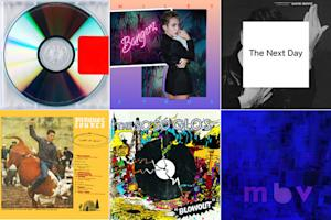 Rob Sheffield's Top 20 Albums of 2013