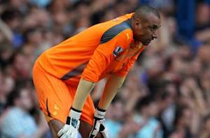 Heurelho Gomes leaves Tottenham for Hoffenheim on loan