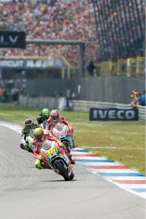 MotoGp Of Holland: Race