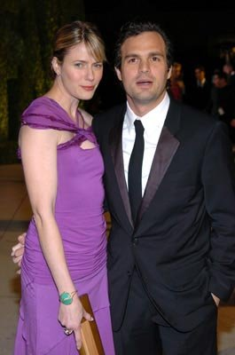 Mark Ruffalo and wife Sunrise Vanity Fair Party 76th Academy Awards - 2/29/2004