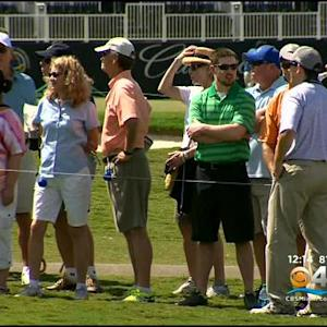 World Golf Championship Held In Doral