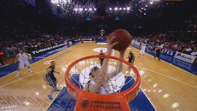 Euroleague Top 10: Blocks, Dunks und mehr!
