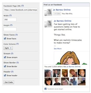 10 Steps to Your First 1000 Fans on Facebook image Like Box   Facebook Developers