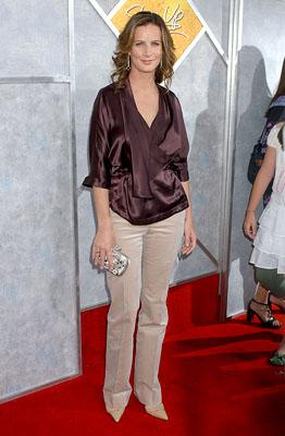 Rachel Griffiths at the LA premiere of Touchstone Pictures' Step Up