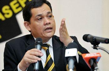 Hamidin urges Malaysia to fight for three points against Bahrain
