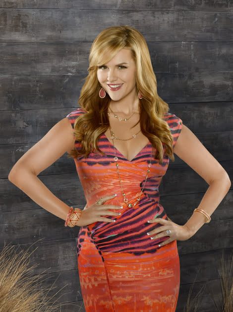 Sara Rue to sing with Reba on 'Malibu Country'