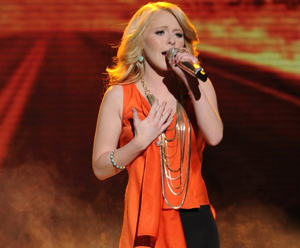 'American Idol': Hollie Cavanagh Reacts To Judges' Harsh Criticism