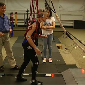 Treadmill 'Trips' May Reduce Falls for Elderly