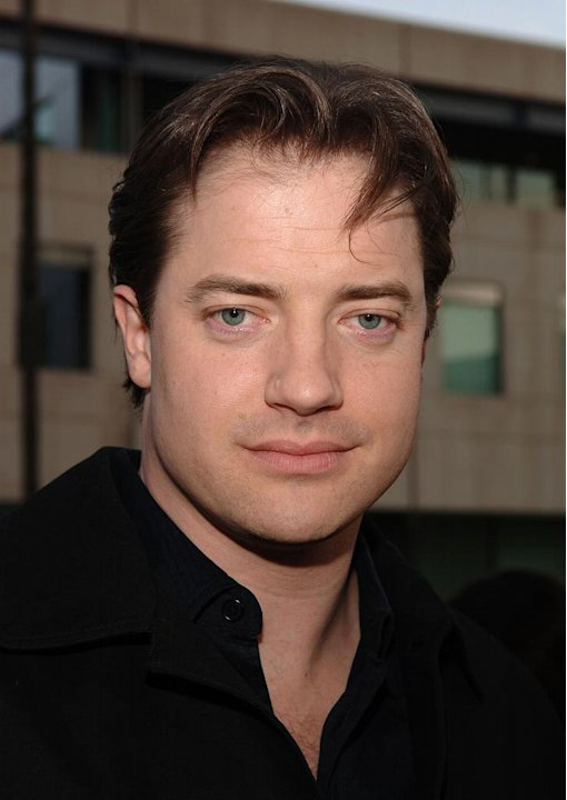 Brendan Fraser 2005