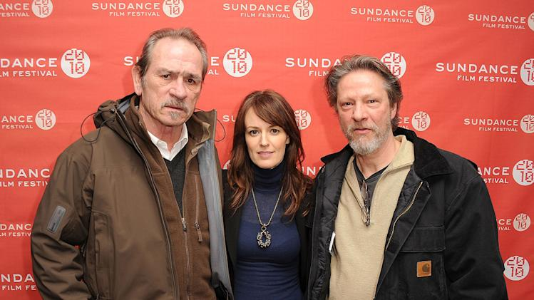 2010 Sundance Film Festival Tommy Lee jones Rosemarie DeWitt Chris Cooper