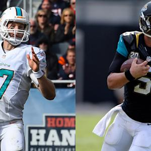 Dolphins at Jaguars Preview