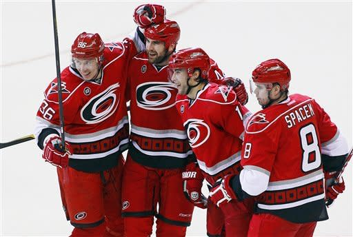 Ruutu scores in OT as Hurricanes beat Senators 2-1