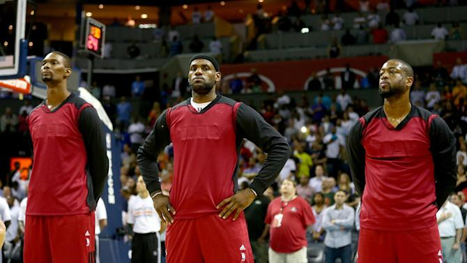 5 things on where things are in NBA free agency