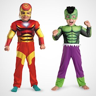 Trendiest Halloween Costumes for Kids, 2012 | Parenting - Yahoo Shine