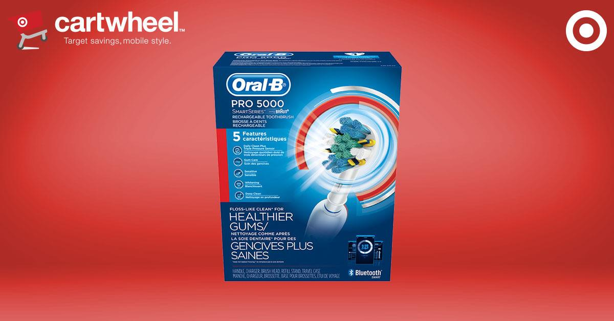 10% Off Oral-B PC 5000, Now Until 11/28.