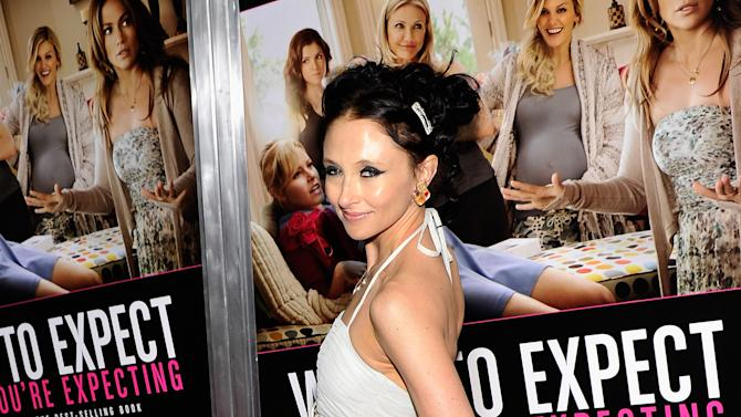 """""""What To Expect When You're Expecting"""" New York Screening - Inside Arrivals"""