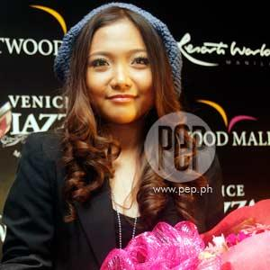 Charice follows rule in singing the Philippine National Anthem at Pacquiao-Mosley fight