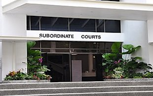 The mother of the baby abandoned at Eunos is sentenced to 4 weeks jail. (Yahoo! Photo)