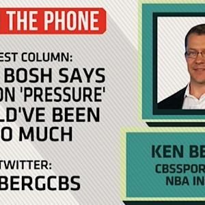 Doug Gottlieb Show: Ken Berger talks Chris Bosh