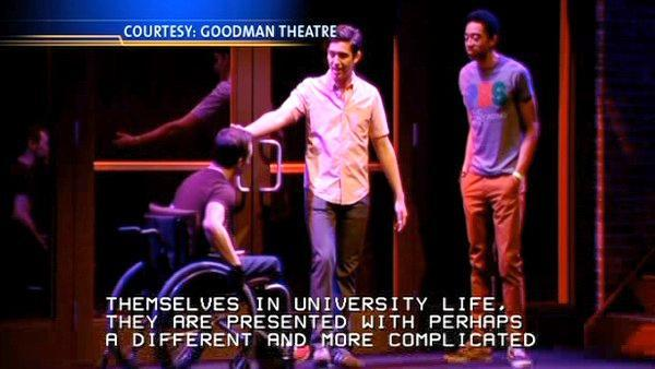 Goodman Theatre play Teddy Ferrara highlights struggles of gay, disabled youth