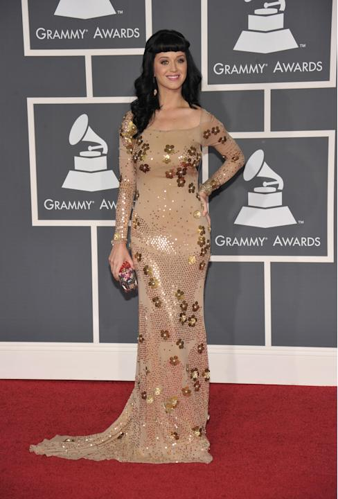 Katy Perry in Zac Posen