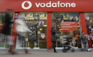 Vodafone, ricavi in calo a 11,4 mld sterline (-2%) nel III trimestre