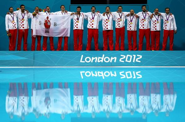 Olympics Day 16 - Water Polo
