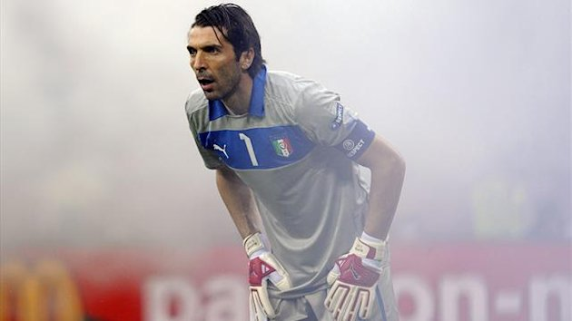 buffon gianluigi italy