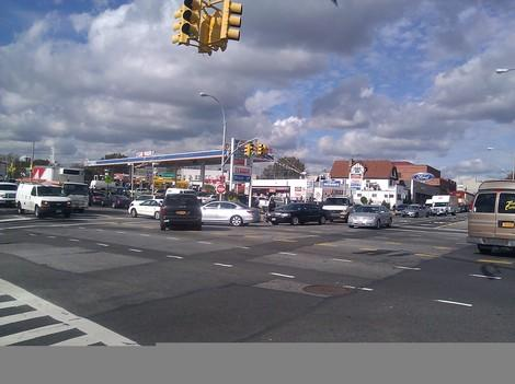 The Grueling Search for Gas in Queens, N.Y.