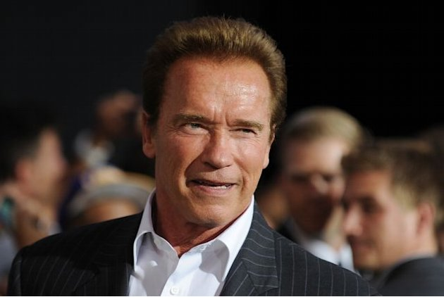 Arnold Schwarzenegger in talks for 'The Toxic Avenger'