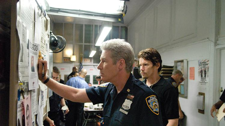 Brooklyn's Finest 2010 Production Photos Overture Films Richard Gere Ethan Hawke