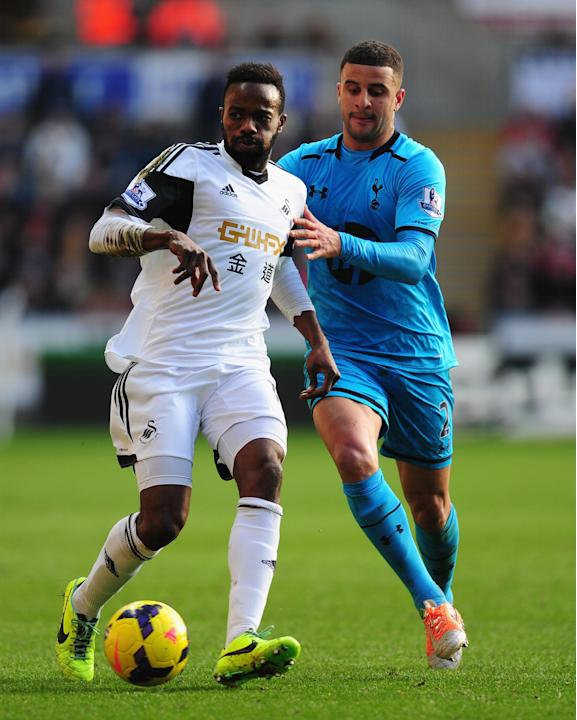 Swansea City v Tottenham Hotspur - Premier League