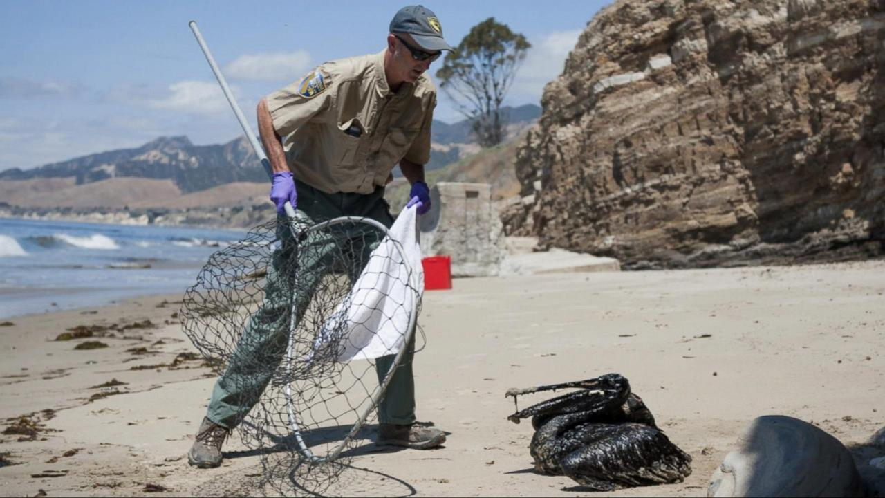 California oil spill: Plains All American Pipeline's reported history of safety violations
